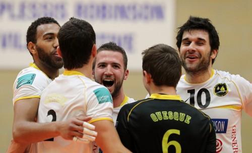 La joie est totale dans les rangs du PRVB, qui actuellement occupe la 4ème place du championnat.