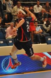 Mikkel Hansen, nominé pour l'élection du meilleur joueur du mois de décembre en LNH