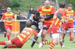 Houilles tente d'arbitrer le duel Drancy-Rouen