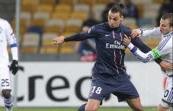 Laissé au repos en Coupe de France, Zlatan Ibrahimovic sera de retour vendredi pour la réception d'Ajaccio.