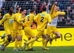 Après Lyon, les Spinaliens ont éliminés Nantes, club de Ligue 2