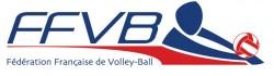 Logo FFVB. DR