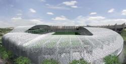 Le stade Jean Bouin devrait être inauguré fin juin ou début août