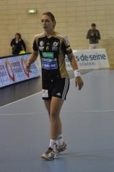 Jasna Toskovic a été championne d'Europe avec le Monténégro en décembre dernier.