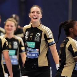 Jasna Toskovic auteur de 5 buts n'a pas empêché l'élimination d'Issy Paris Hand.