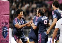 En s'imposant contre Grenoble (35-6), le Stade Français reste dans la course au Top 6.