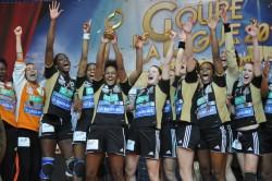 Issy Paris Hand remporte la 11ème édition de la Coupe de la Ligue