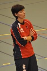 Rayna Minkova, l'entraîneur du Stade Français Paris St-Cloud