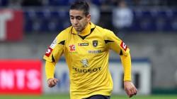 Ryad Boudebouz, l'atout N°1 de Sochaux