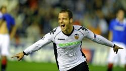 Roberto Soldado, meilleur club du club espagnol.