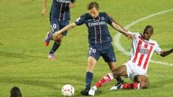 Clément Chantôme sera une nouvelle fois titulaire dans l'entrejeu parisien.