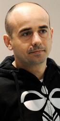 Arnaud Gandais, l'entraîneur d'Issy Paris Hand