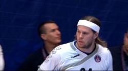 Mikkel Hansen avec 7 buts a grandement contribué à la victoire des siens.