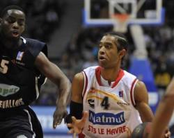 Le Paris Levallois largement défait contre Le Havre.
