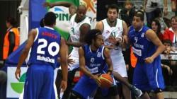 Le Paris Levallois est passé au travers lors du match d'appui.
