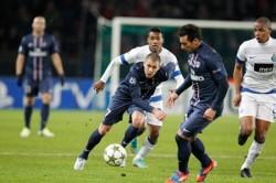 En plus de Verratti et Ibrahimovic, Ménez est forfait pour le match retour contre Valence.