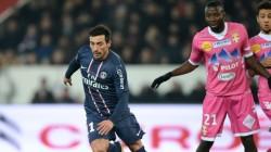 Lavezzi et le PSG quittent la Coupe de France la tête basse.