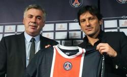 Le duo Ancelotti - Leonardo rempileront-ils pour une année supplémentaire au PSG ? c'est en tout cas le désir du directeur sportif brésilien.