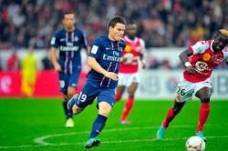 Kevin Gameiro a inscrit un doublé pour sans aucun doute son dernier match sous les couleurs parisiennes.