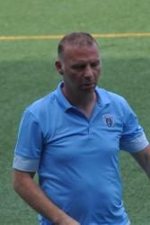 Christophe Taine, l'entraîneur du Paris FC