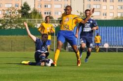 L'Entente SSG à déçu lors des matchs de préparation