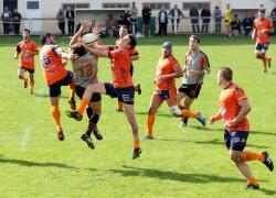 Orsay n'a pas laissé l'ombre d'une chance à Poitiers (31-0).