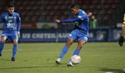 Andriatsima est le meilleur buteur de l'US Créteil en Ligue 2.