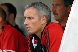 Bernard Bouger, l'entraîneur de Fleury-Mérogis.