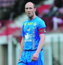 A 36 ans, Lesage est toujours un acteur majeur de la Ligue 2.
