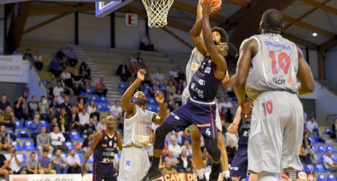 Le Paris Levallois vainqueur à Lorient
