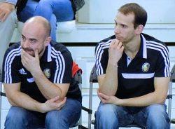 Arnaud Gandais (à gauche) remplace Pablo Morel (à droite)