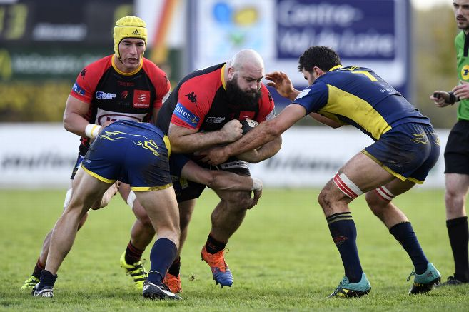 Rugby – Fédérale 2 (J7) – Les bonnes affaires pour St-Denis, Courbevoie et Pontault-Combault - SportsCo IDF