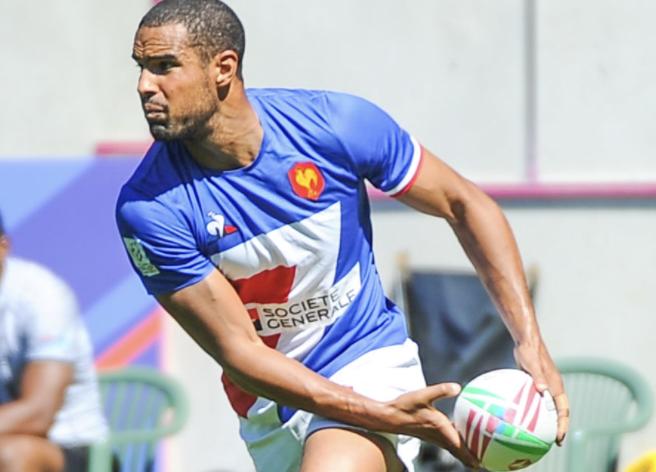 Rugby – Nationale (transfert) – Un international à 7 signe à Suresnes
