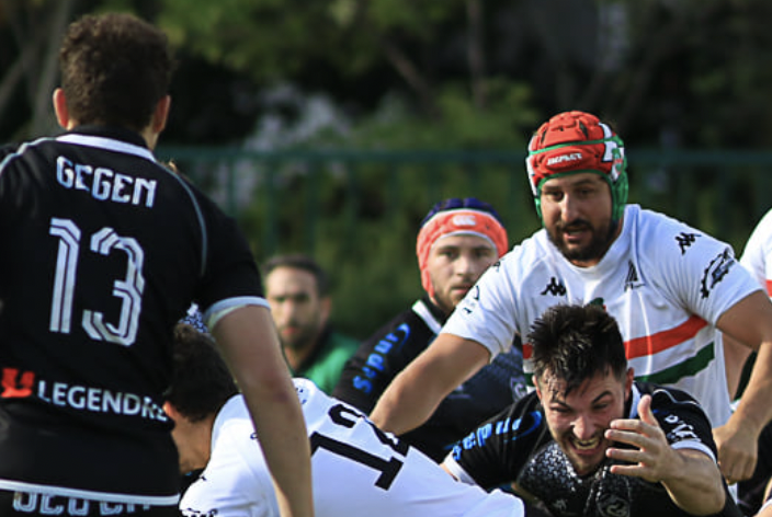 Rugby Union – Fédérale 2 (J3) – Courbevoie, Ris-Orangis and Orsay when you wait for a short time.